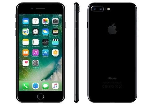 Apple iPhone 7 Plus 128Gb Jet Black  A1784 RU/A