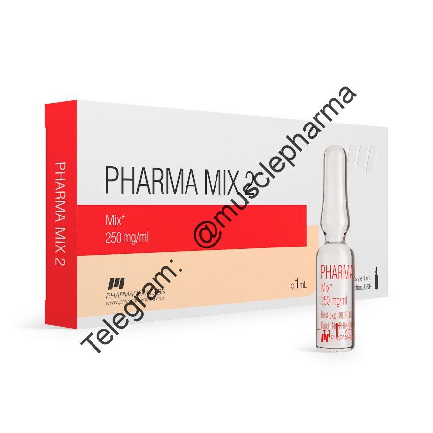 PHARMAMIX 2 (ФАРМАКОМ). 250 mg/ml 1 ml * 1 ампула