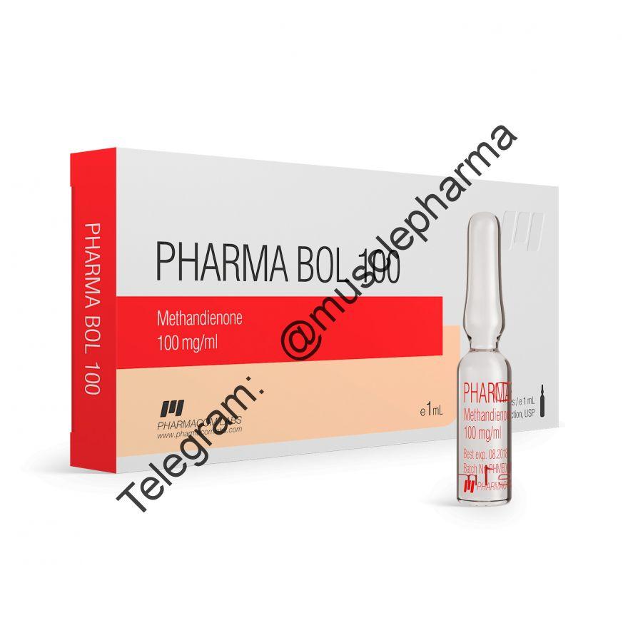 PHARMABOL-100 / МЕТАНДИЕНОН (PHARMACOM LABS). 100 mg/ml 1 ml