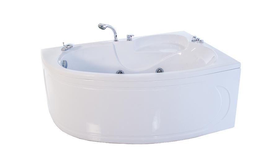 Акриловая ванна Triton Кайли 150x101