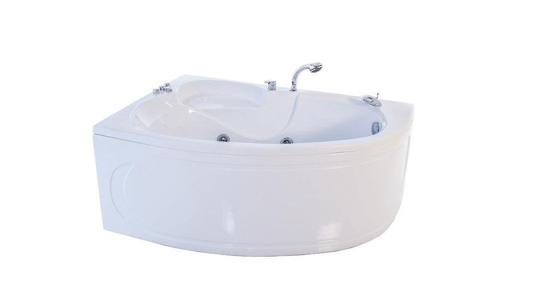Акриловая ванна Triton Николь 160x100