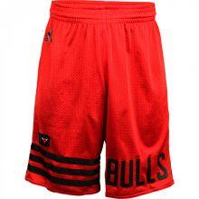 Детские шорты adidas Young Summer Run Reversible Shorts красные