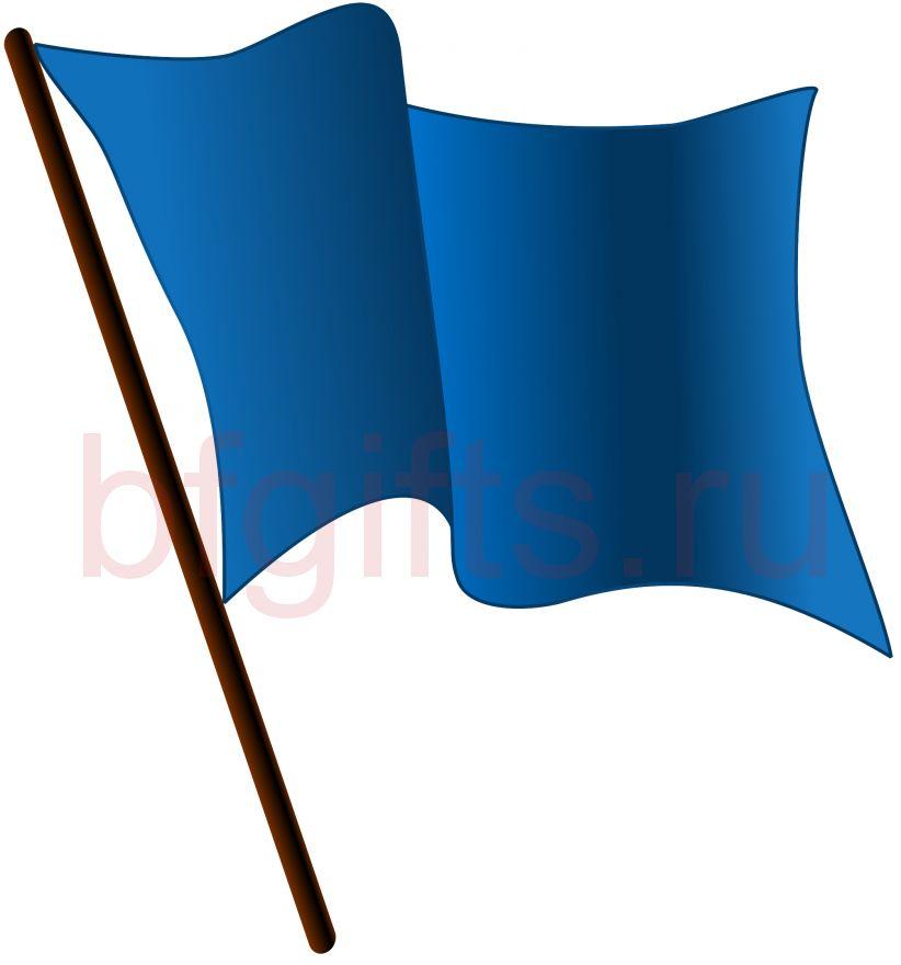 Флаг произвольного дизайна