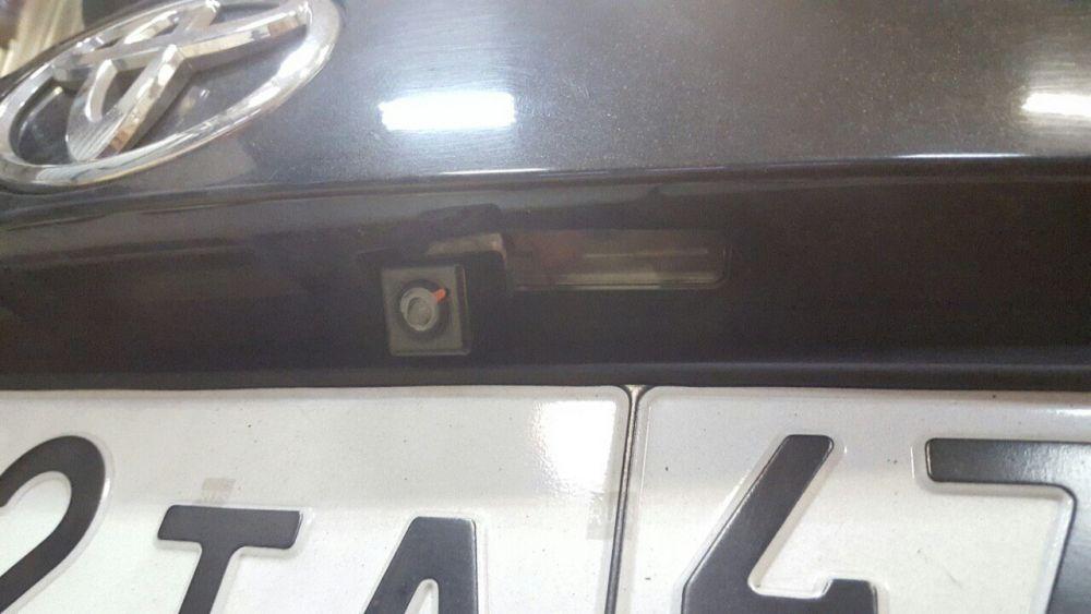 Камера заднего вида для Toyota RAV4 2013+
