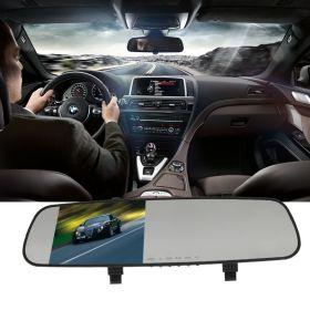 Автомобильный видеорегистратор зеркало  L3000