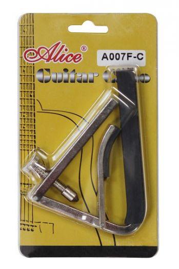 ALICE A007F-A Каподастр для акустической гитары