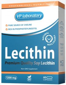 VP Laboratory Lecithin (60 капс.)