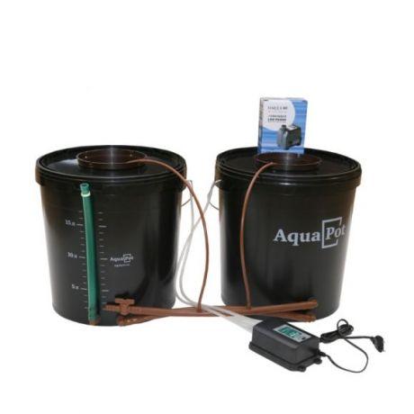 Гидропонная установка AquaPot Duo