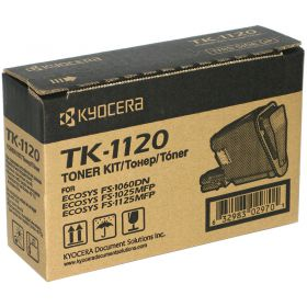 Тонер-картридж оригинальный TK-1120 3000 стр. Kyocera