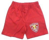 Красные шорты для мальчика Турция