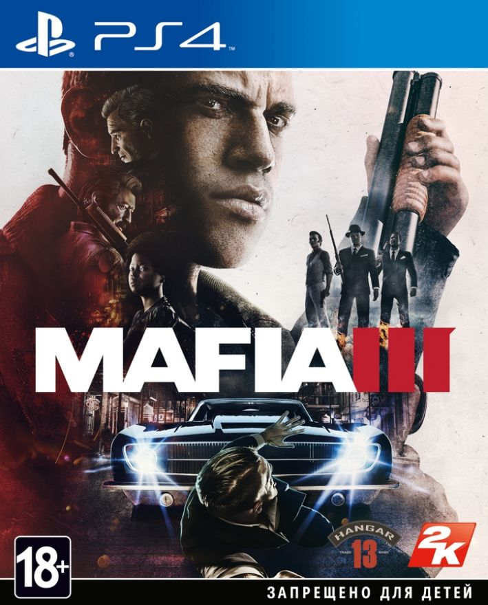Игра Mafia 3 (III) (PS4, русская версия)