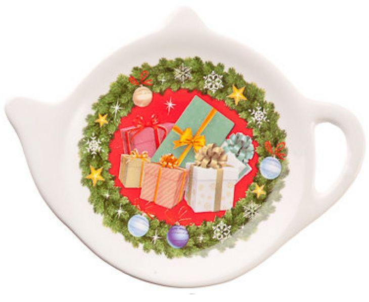 Подставка для чайных пакетов 820-571 Новогодние подарки