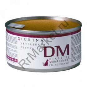 Purina Veterinary Diets DM при сахарном диабете 195г