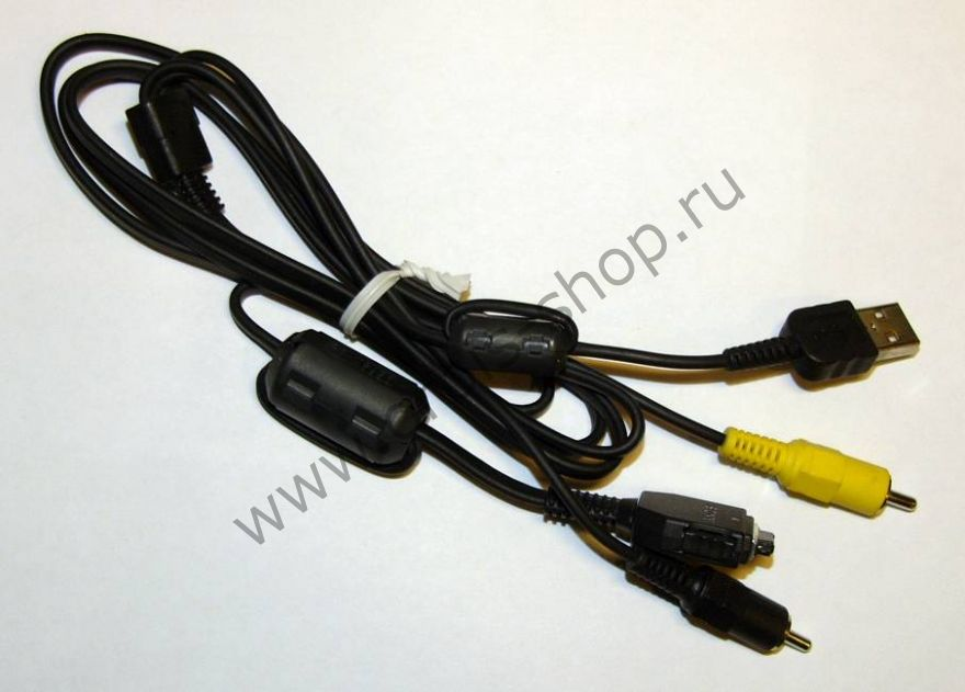 Мультикабель Sony (USB-A/V)