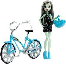 Игровой набор Велосипед Фрэнки Штейн, MONSTER HIGH