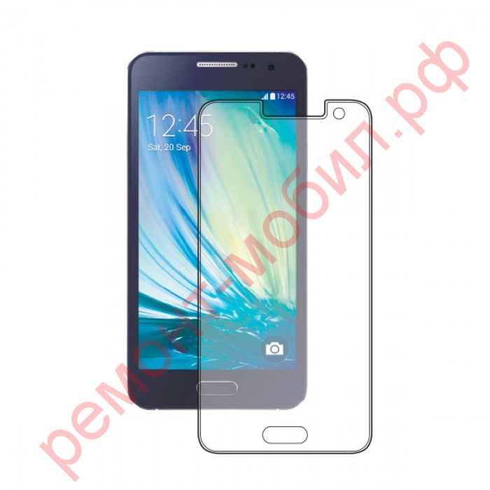 Защитное стекло для Samsung Galaxy А3 2015 ( SM-A300 )