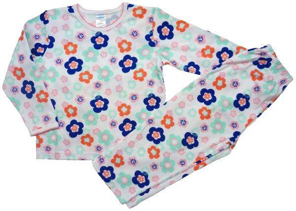 Пижама для девочки Разноцветье