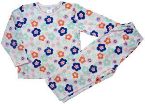 Пижама для девочки в цветочек