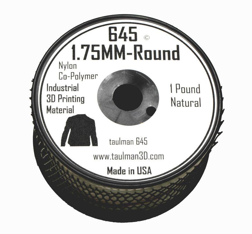 Катушка Taulman 3D Nylon 645  0,45 кг 1,75мм ЧЁРНЫЙ