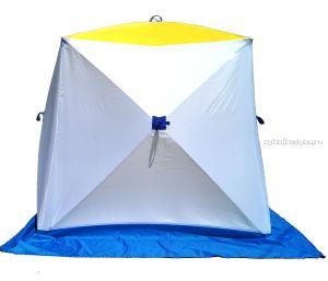Палатка СТЭК КУБ 2-местная / оксфорд 300PU (СТЭК - 47495)