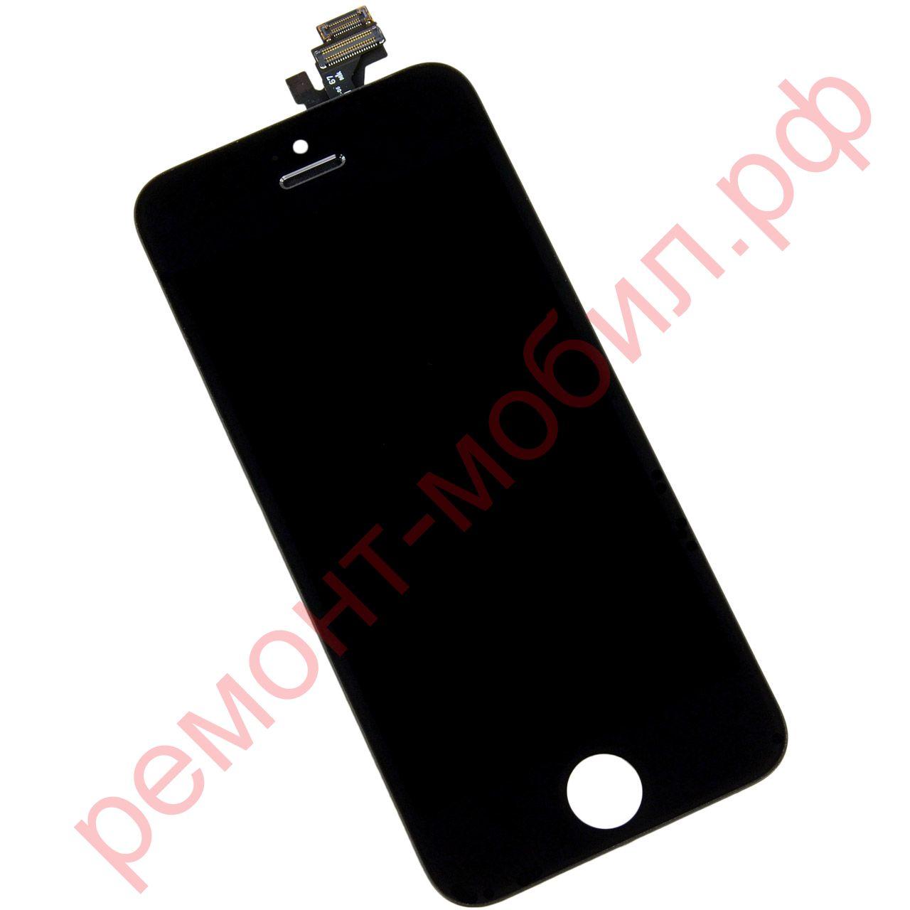 Дисплей для iPhone 5 ( A1428 / A1429 / A1442 ) в сборе с тачскрином
