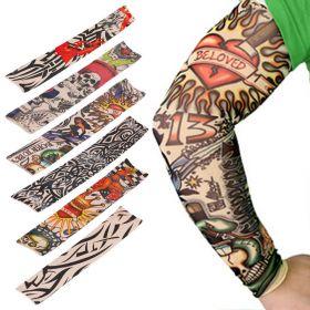 Эластичный тату-рукав