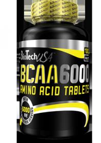 BCAA 6000 от BioTechUSA 100 таб
