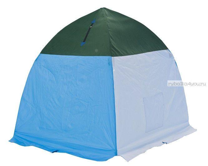 Палатка-зонт без дна СТЭК Классика с алюм. звездочкой 4-х местная / оксфорд 150PU (СТЭК -32999)