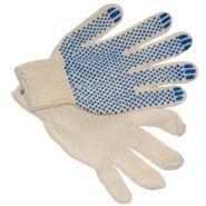 Перчатки рабочие / х/б / стандарт 10 кл / упак. 1000 пар