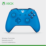 Геймпад Xbox One S Wireless Controller Blue (for Windows)