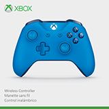 Геймпад Xbox One S Wireless Controller Blue (for Windows)