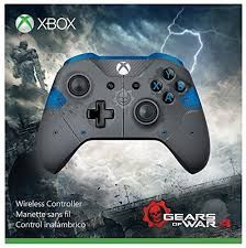Microsoft Xbox One S Wireless Controller - Gears of War 4 JD Fenix Limited Edition