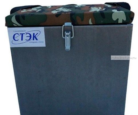 Ящик СТЭК алюминиевый  18л, 310х300х190 (1,0mm) (арт.32991)