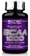 BCAA 1000 от Scitec Nutrition 100 кап