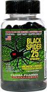 Black Spider от Cloma Pharma 100 кап