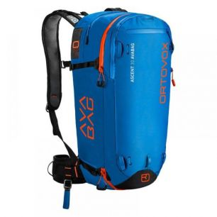 ORTOVOX Ascent Avabag 30L blue ocean