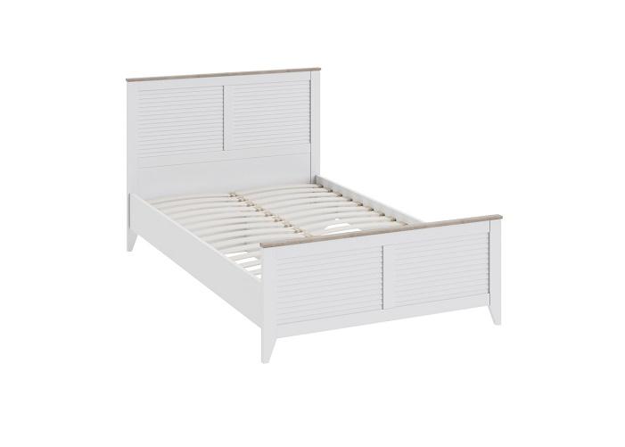 Кровать с изножьем «Ривьера»