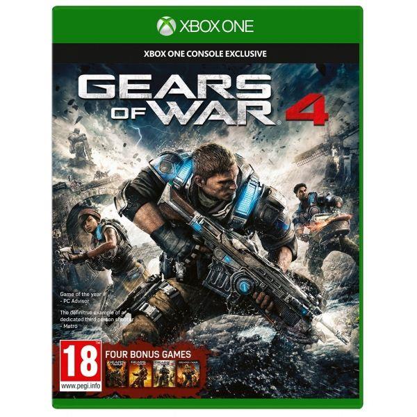 Игра Gears of War 4 (Xbox One)