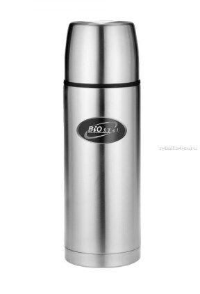 Купить Термос BIOSTAL Охота NBP-1200B с чехлом (узкое горло) 1,2 л