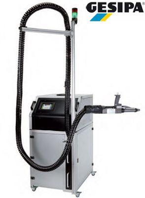 Автоматическая заклёпочная станция GAV HF