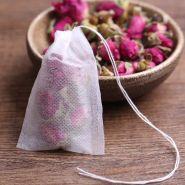 Фильтр-пакетики для заваривания развесного чая и кофе (100 штук)
