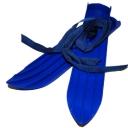 Мини-лыжи У638 39см (синие, красные в ассорт) (Протеус)