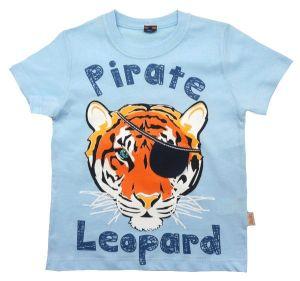 Футболка для мальчика с тигром на груди