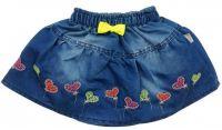Юбка джинсовая для девочки Турция