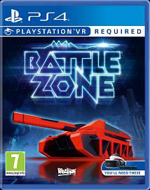Игра Battlezone (только для VR) (PS4, русская версия)
