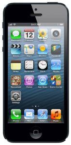 Apple iPhone 5 32Gb черный