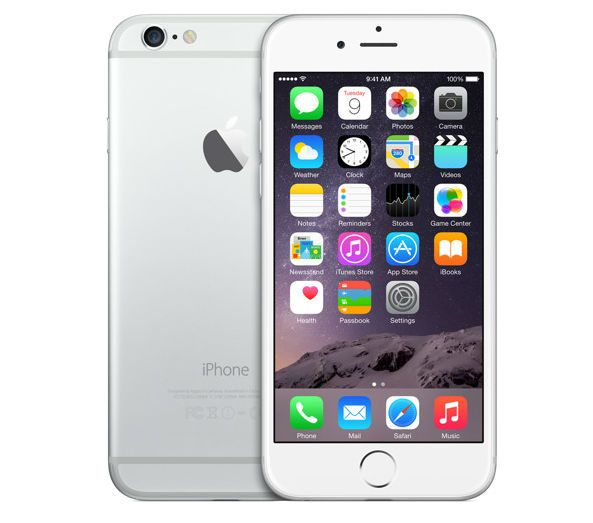 Apple iPhone 6 16Gb белый
