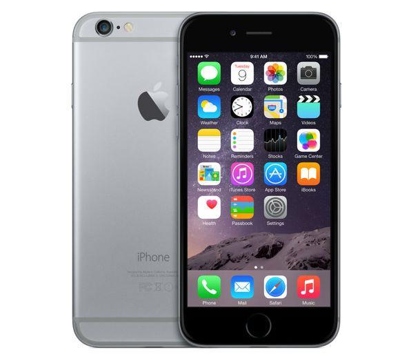 Apple iPhone 6 128Gb черный