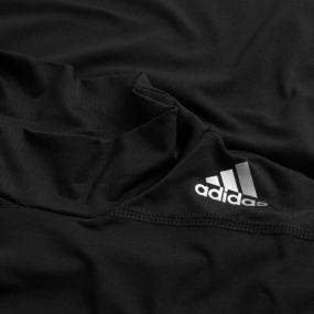 Термокофта adidas Techfit Base Warm Mock Tee чёрная