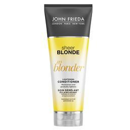 227369 Sheer Blonde Go Blonder Кондиционер осветляющий для натуральных, мелированных и окрашенных  в